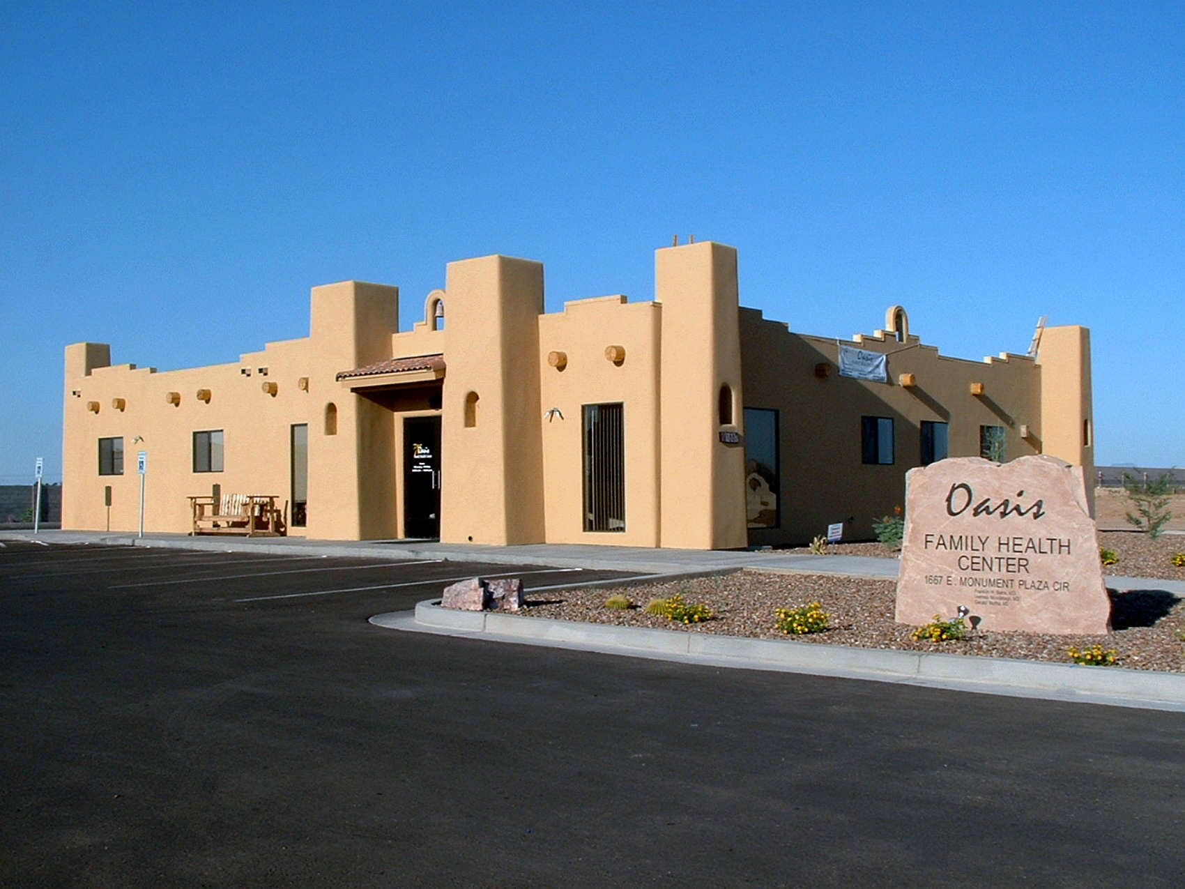 Oasis Family Health Center