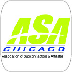Association of Subcontractors & Affiliates in Chicago Membership Logo