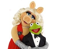 Kermit the Frog & Miss Piggy
