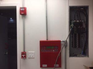Custom Blast Resistant Fire Suppression System