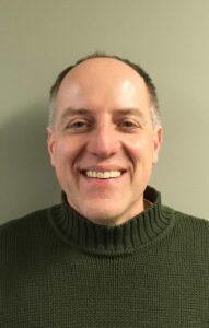 Andy Majernik at Satellite Shelters