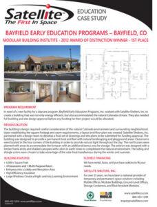 Bayfield Daycare Case Study