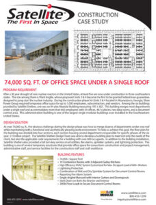 Nuclear Engineering Office Case Study