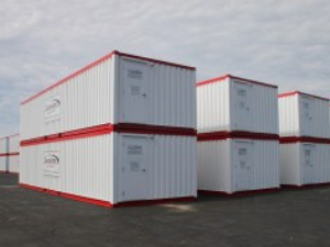 Inventory of Satellite Shelters modular units.