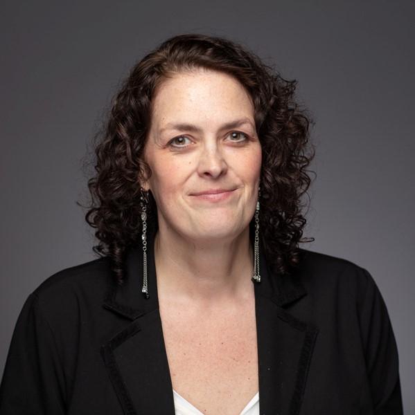 Allison Nicponski of Satellite Shelters.