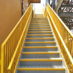 BRM Oil and Gas Project Exterior Steps