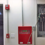 BRM Operator Office Electrical and Alarm System