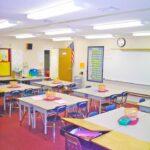 Hart Public School Classroom