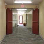 Howard Lake Hallway