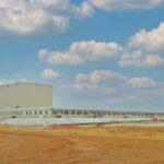 Nuclear Plant Exterior 2