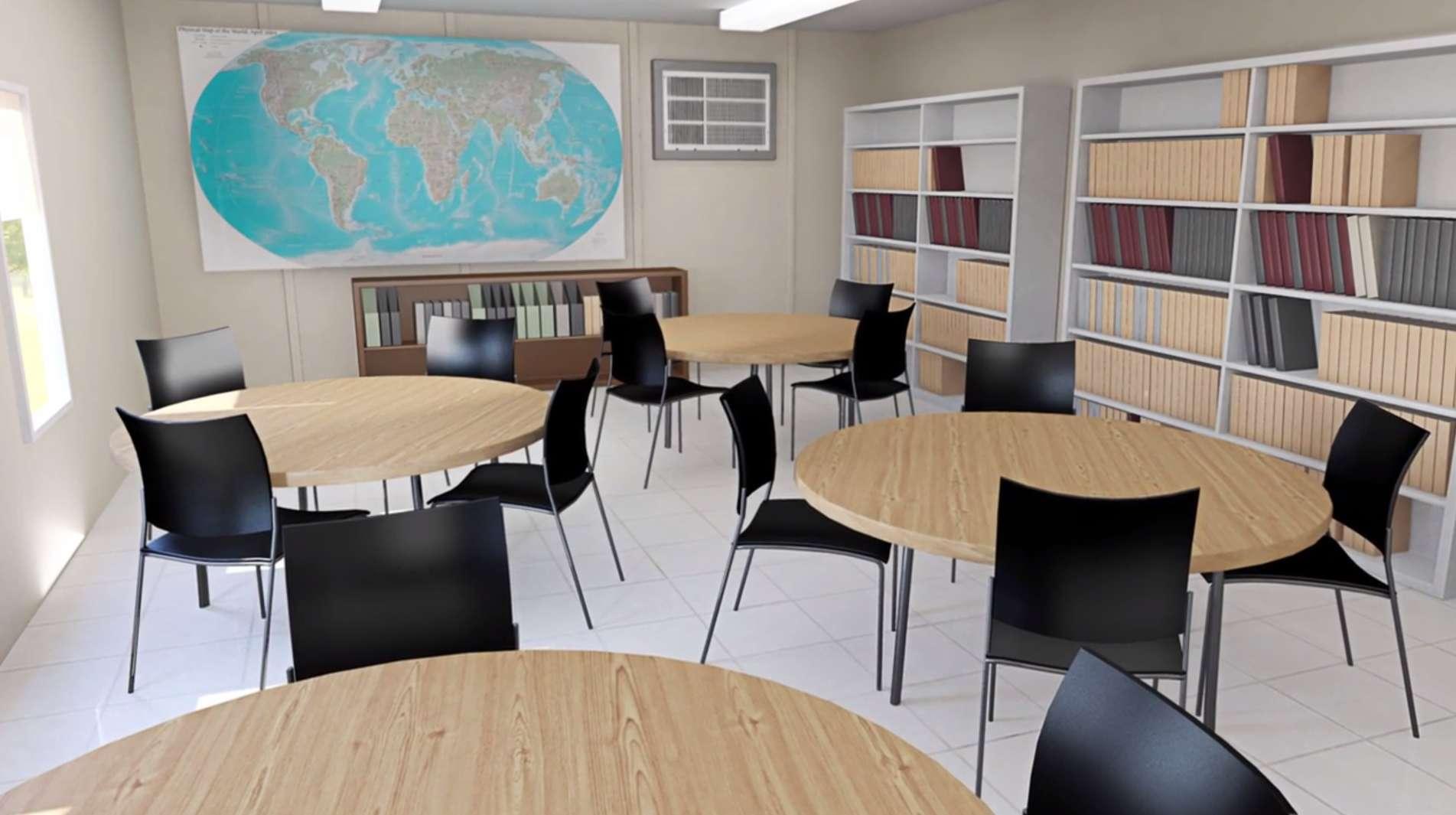 Portable classroom solutions