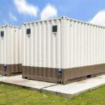 Satellite Shelters Ground-Level Office